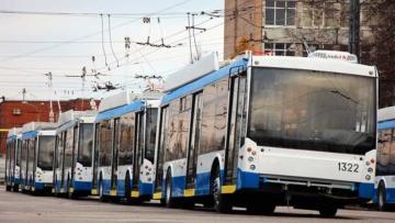Росгвардия будет охранять порядок напассажирском транспорте Петербурга