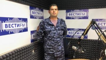 В Севастополе Росгвардия начинает эксперимент по охране общественного транспорта (радио)