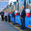 Более 500 автобусов и троллейбусов будут переданы российским субъектам в 2020 году