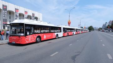 Безопасность и комфорт: жители Перми оценили новые автобусы, поступившие по Нацпроекту