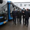 Городской автопарк Кемерово обновился благодаря дорожному нацпроекту