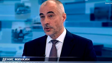 Интервью директора Горэлектротранс Дениса Минкина Телеканалу Санкт-Петербург (видео)