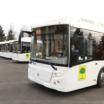 На городские магистральные маршруты Липецка выйдут 32 новых автобуса