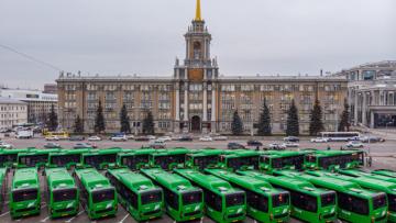 Городской транспорт регионов продолжит обновляться в 2021 году