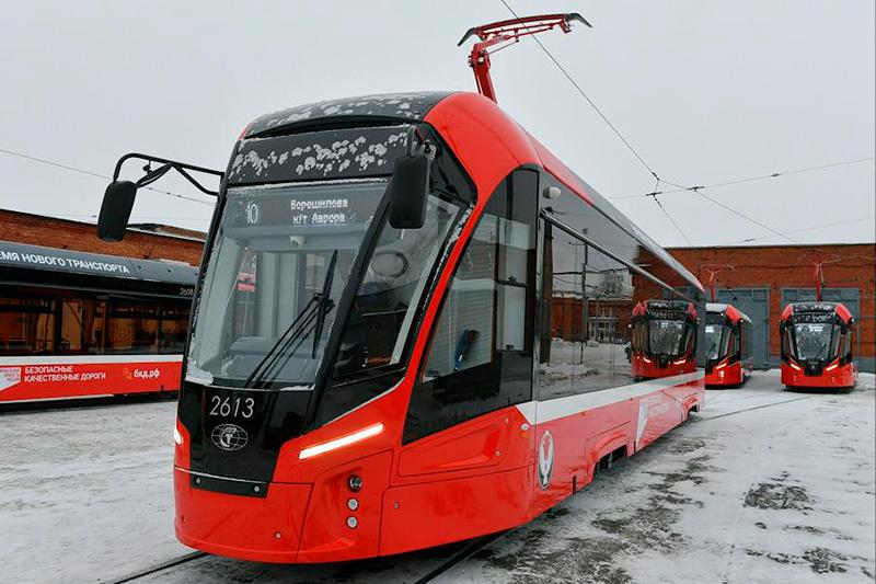 Благодаря нацпроекту семь российских регионов получили дополнительный городской транспорт