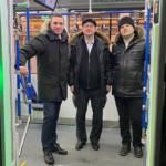Депутат Госдумы Александр Васильев оценил преимущества нового трамвая УКВЗ