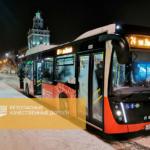 Пермский край в новом году стал первым регионом в России, получившим автобусы в рамках нацпроекта