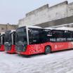 В Перми благодаря дорожному нацпроекту на городской маршрут вышли новые автобусы