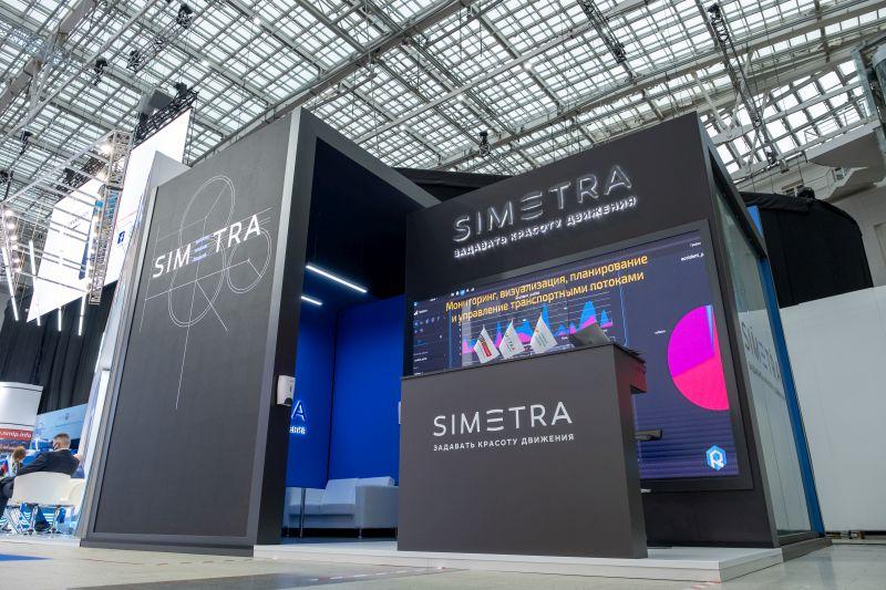 """SIMETRA - партнер """"Транспортной среды"""""""