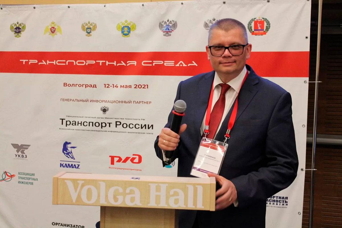 Транспорт России. Дорожная отрасль Волгоградской области качественно меняется