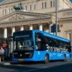 Под охрану Росгвардии взято 275 электробусов ГУП «Мосгортранс»